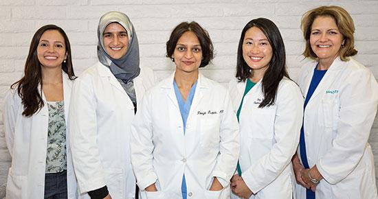 El Camino Women's Medical Group Doctors